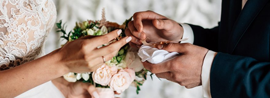 Do wedding choices influence marriage quality?